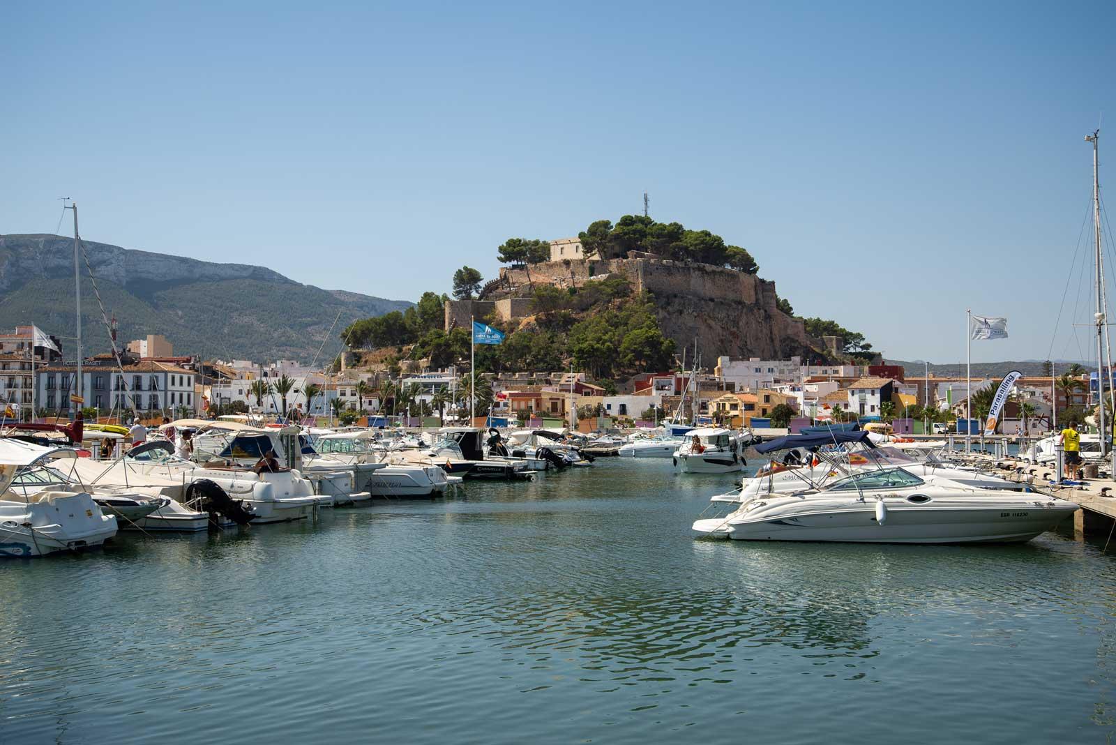 Castell de Denia