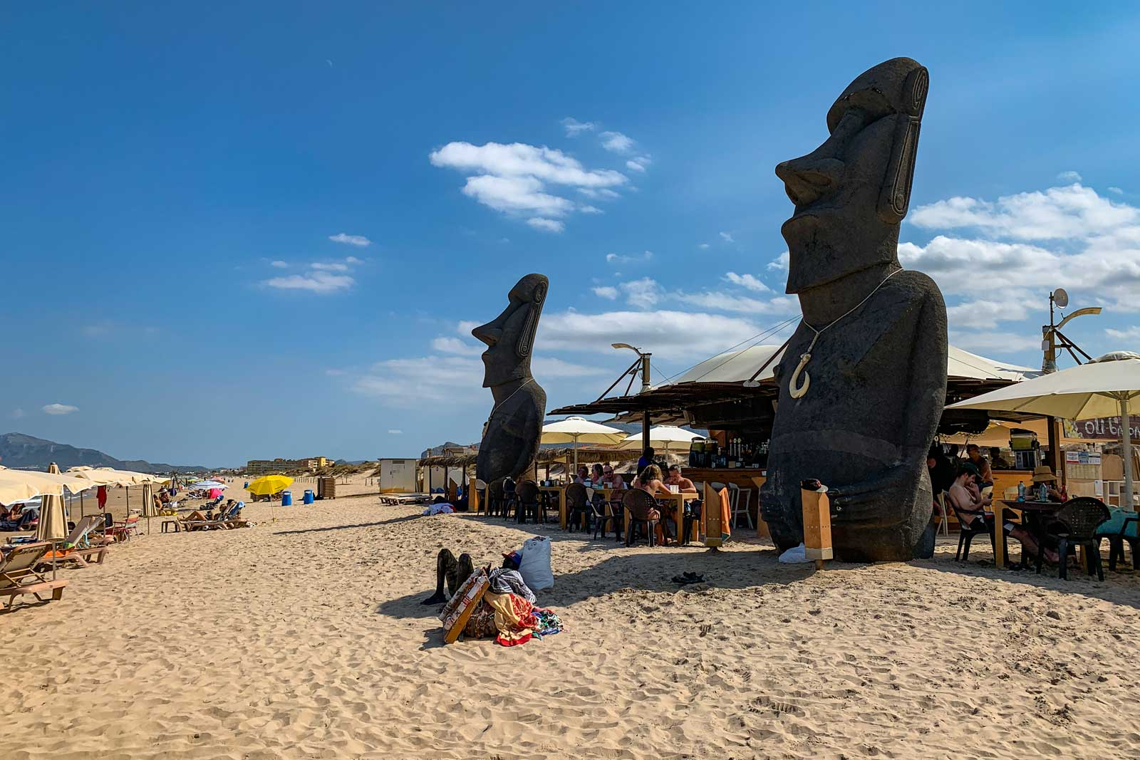 Oli-Ba-Ba strandbar