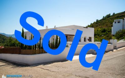 Ibiza style Villa i Monte Pego